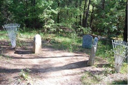 Long Cane Massacre Mass Grave Site
